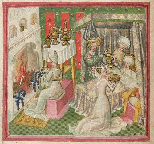 Meghan Markle's Request For Private Childbirth Is Not New – Medieval Women Had Them - file 20190424 19297 ulbfbd.jpg?ixlib=rb 1.1