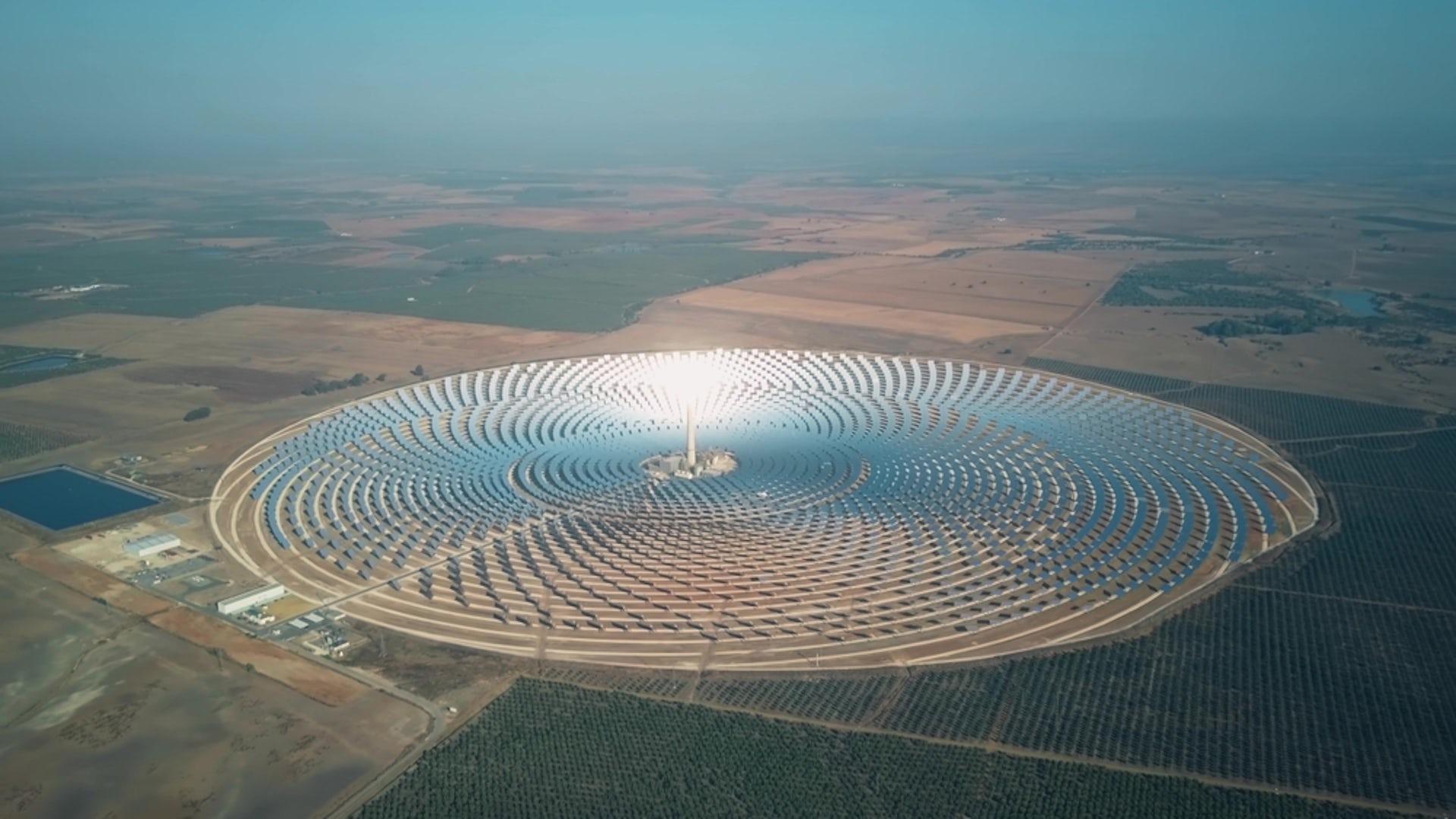 Should We Turn The Sahara Desert Into A Huge Solar Farm