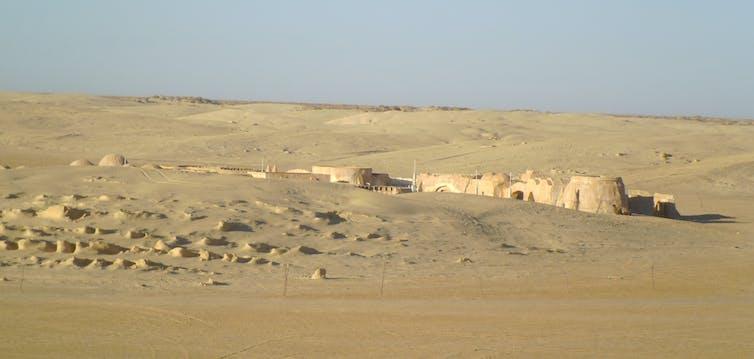 In the Sahara desert, each square metre receives, on average, between 2,000 and 3,000 kilowatt hours of solar energy per year, according to NASA estimates.