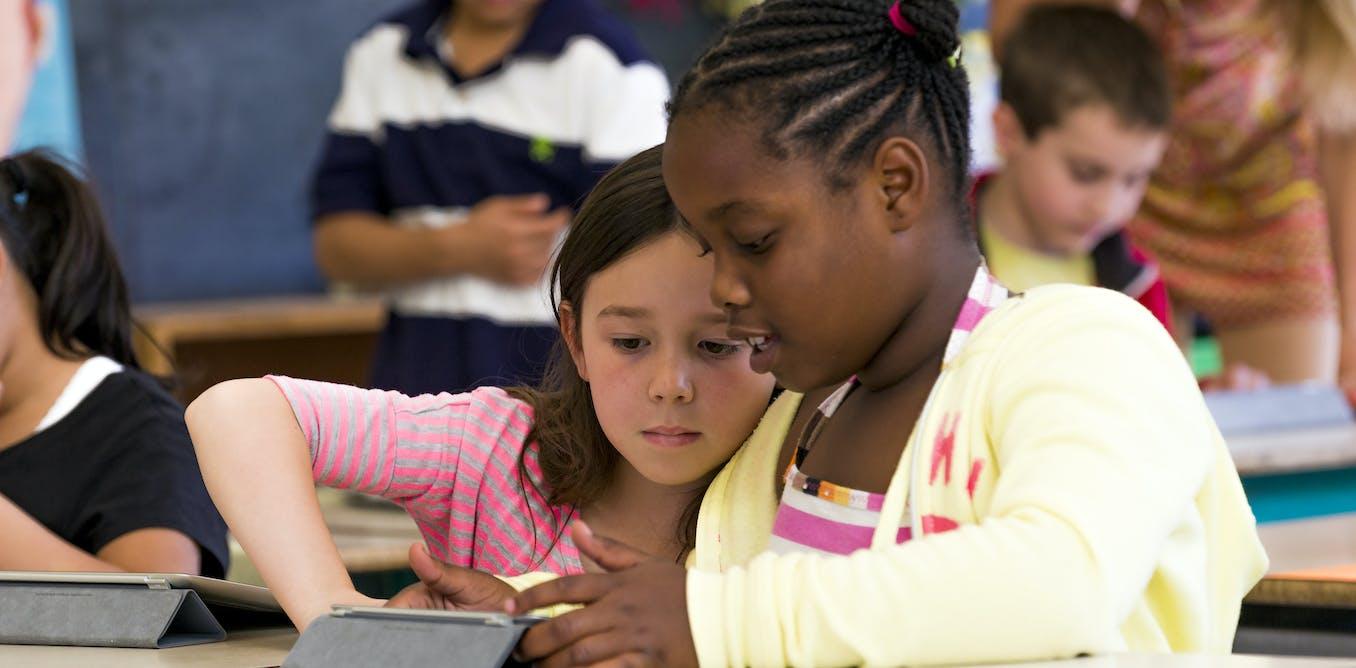 Minecraft peut aider à apprendre et à résoudre des problèmes - oui, oui à l'école!