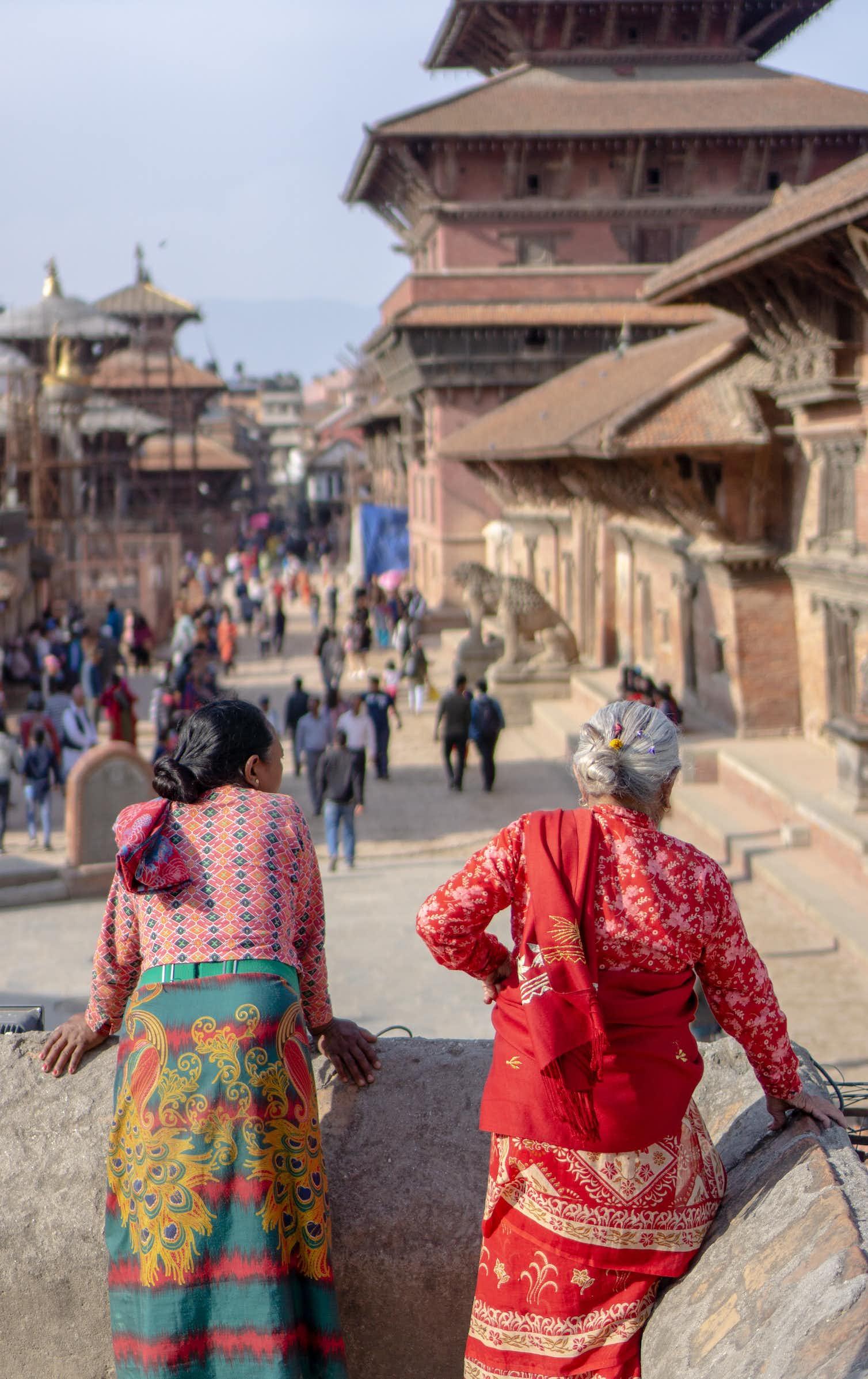 Faith shapes the city of Kathmandu. Photo credit: Michael Romanov