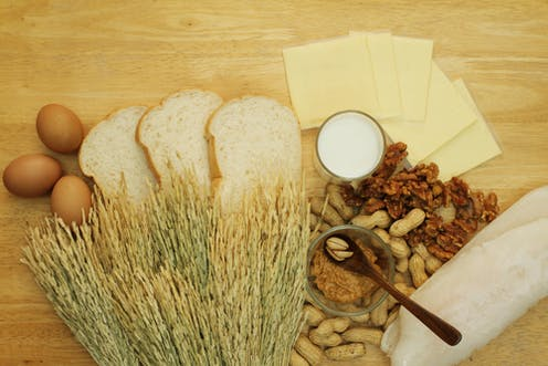 Children with eczema: the link to food allergies is not