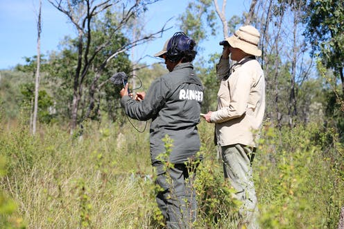 Indigenous rangers don't receive the funding they deserve