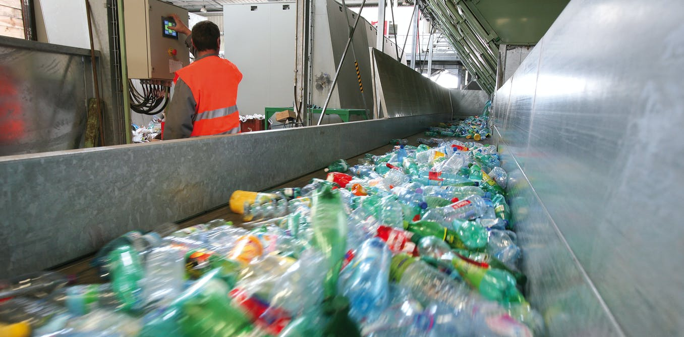 L'impact de l'automatisation sur la gestion des déchets plastiques