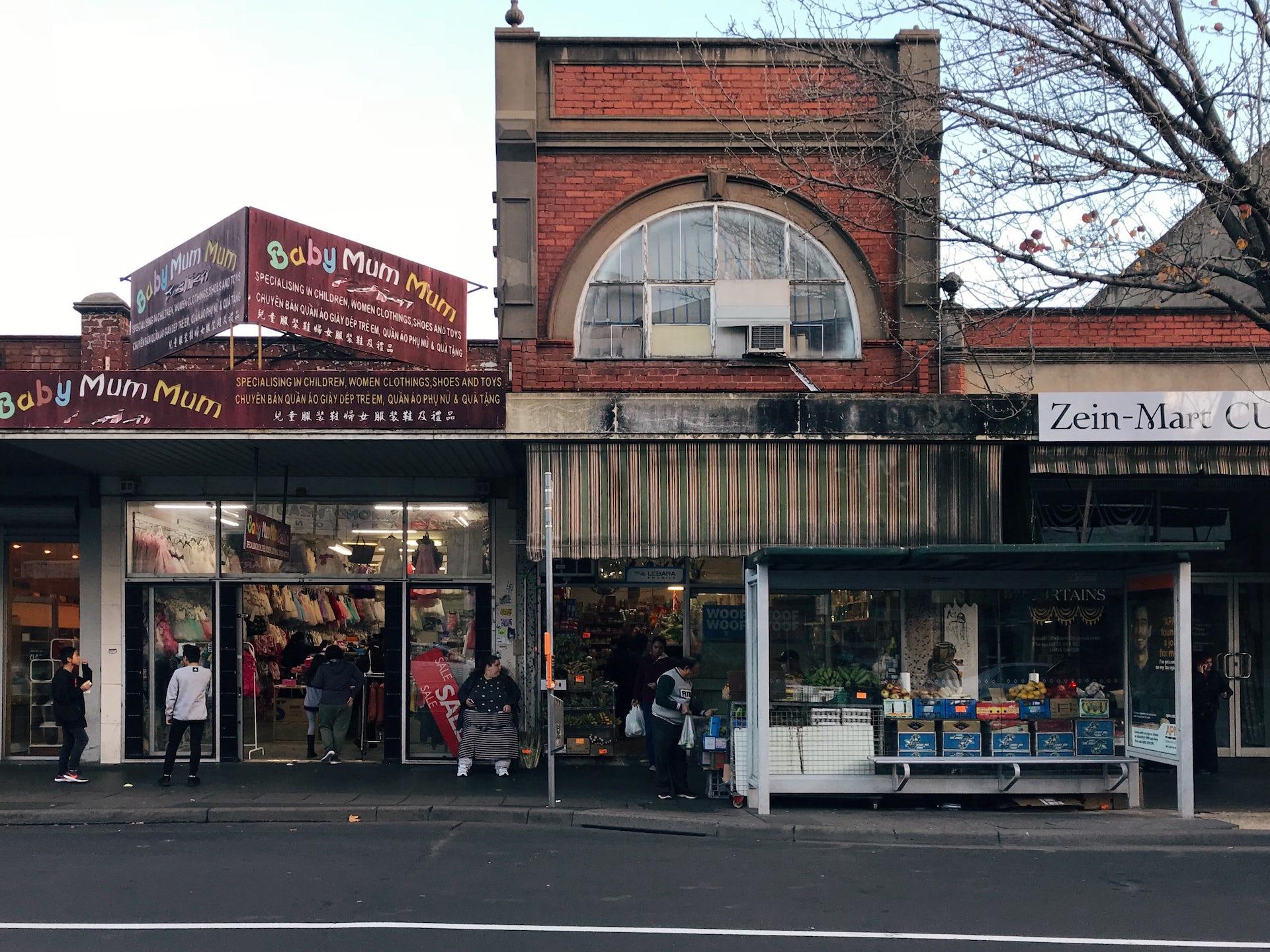 Footscray Paisley Street