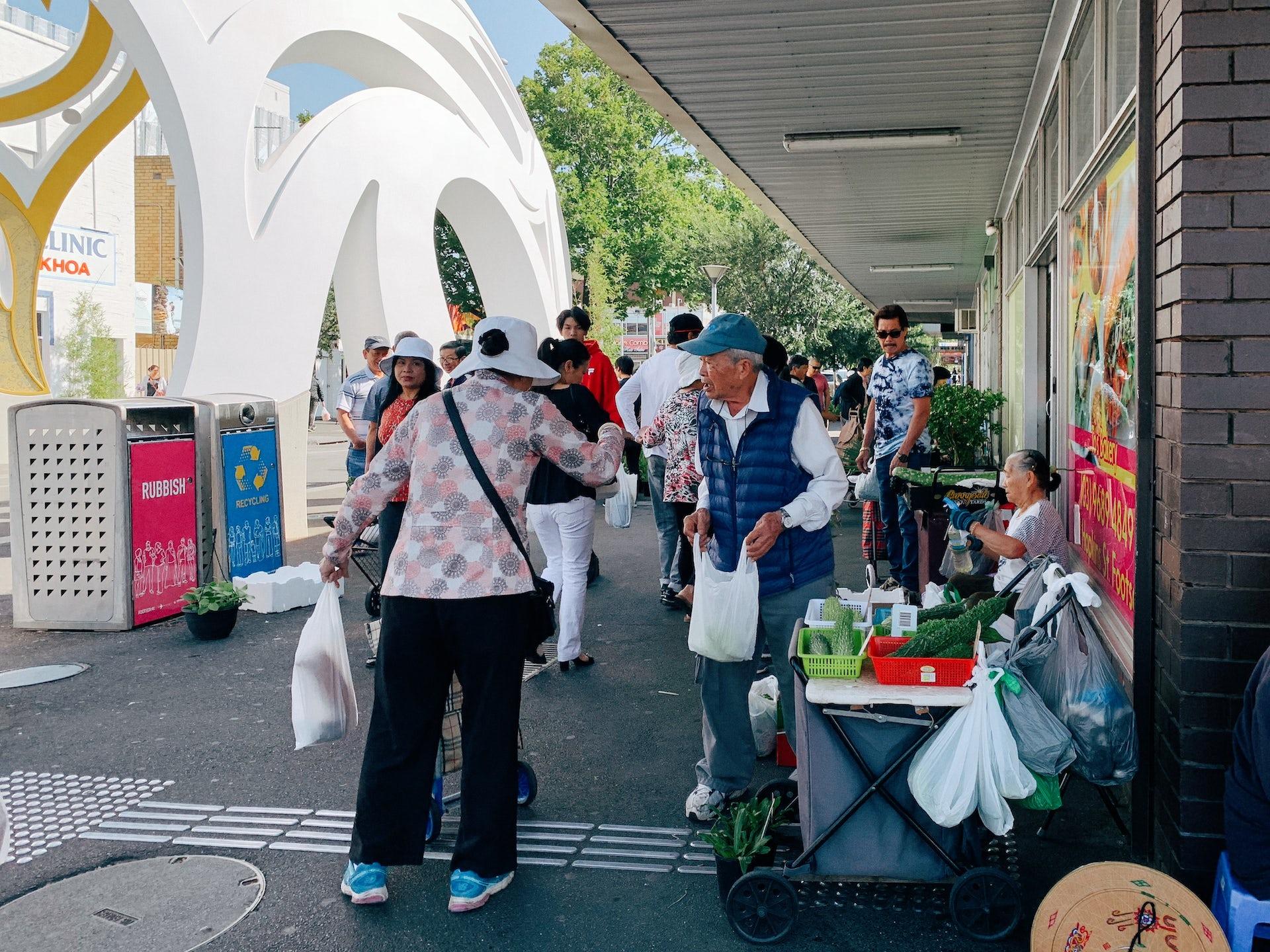 Footscray Mini Green Market