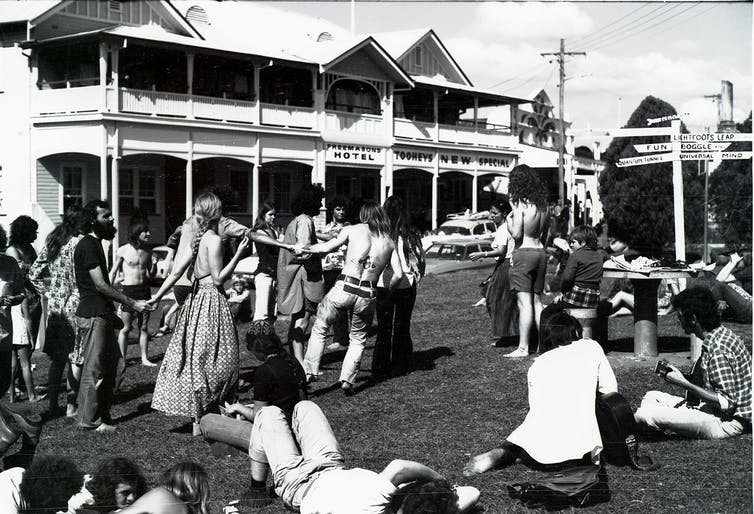 Nimbin before and after: local voices on how the 1973 Aquarius Festival changed a town forever