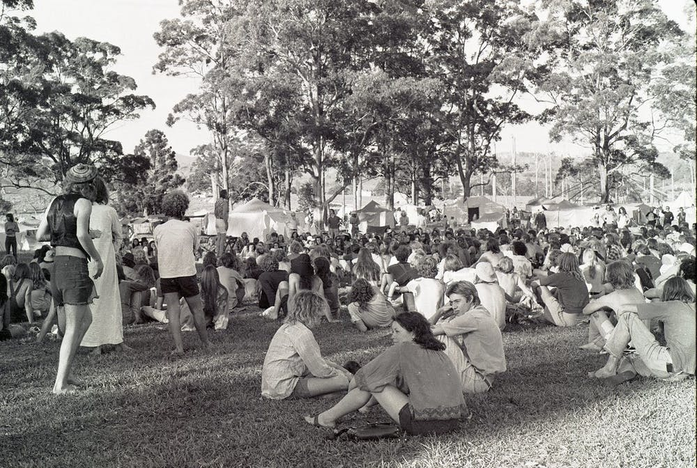 Nimbin before and after: local voices on how the 1973