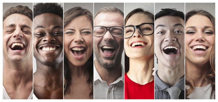 Research has shown not only that humour can encourage followers to think positively of someone, but that it can also suppress negative feelings towards them.