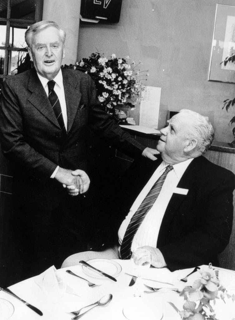 Issues that swung elections: the dramatic and inglorious fall of Joh Bjelke-Petersen