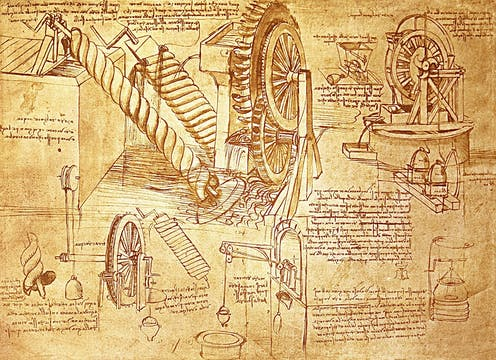 Four Ways In Which Leonardo Da Vinci Was Ahead Of His Time