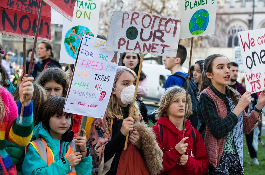 New net zero emissions target won't end UK's contribution to global