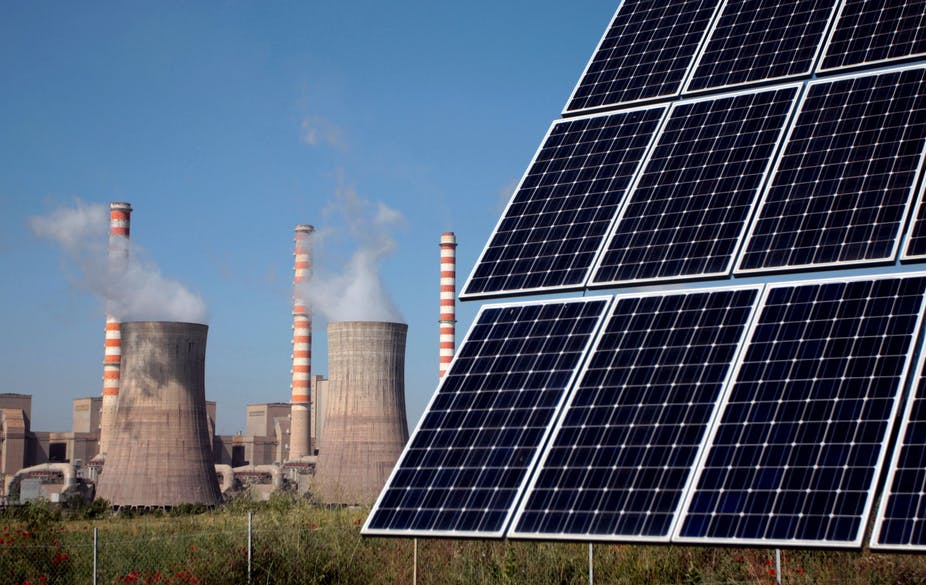 Solar Will Force Coal And Nuclear Out Of The Energy Business