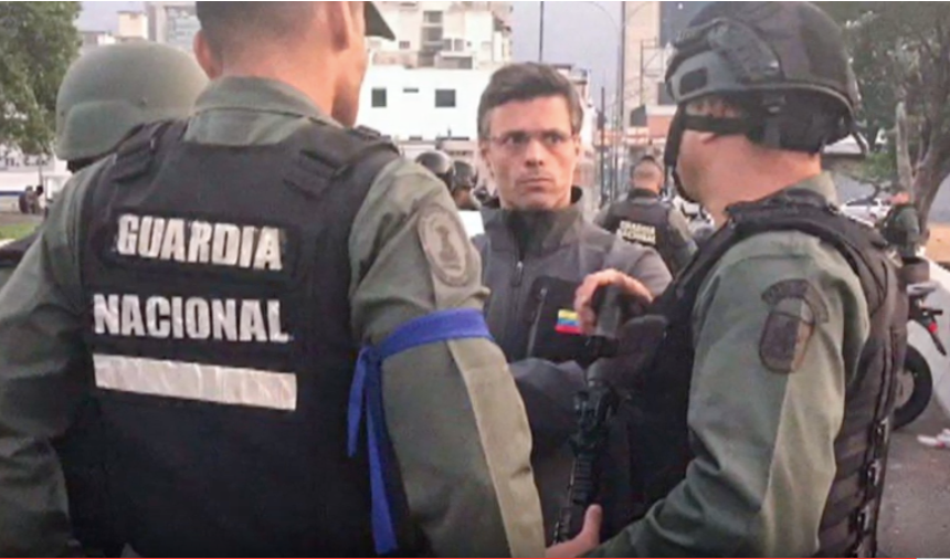 Who is Leopoldo López, the newly pardoned opposition leader behind Venezuela's uprising?