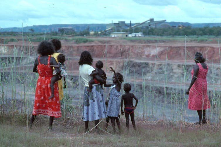 Uranium mines harm Indigenous people – so why have we approved a new one?
