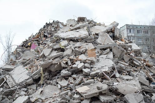 We create 20m tons of construction industry waste each year. Here's how to  stop it going to landfill