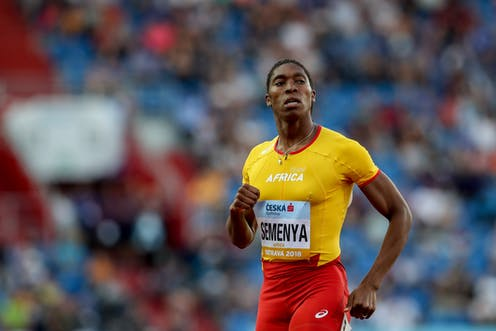 Caster Semenya: how much testosterone is too much for a