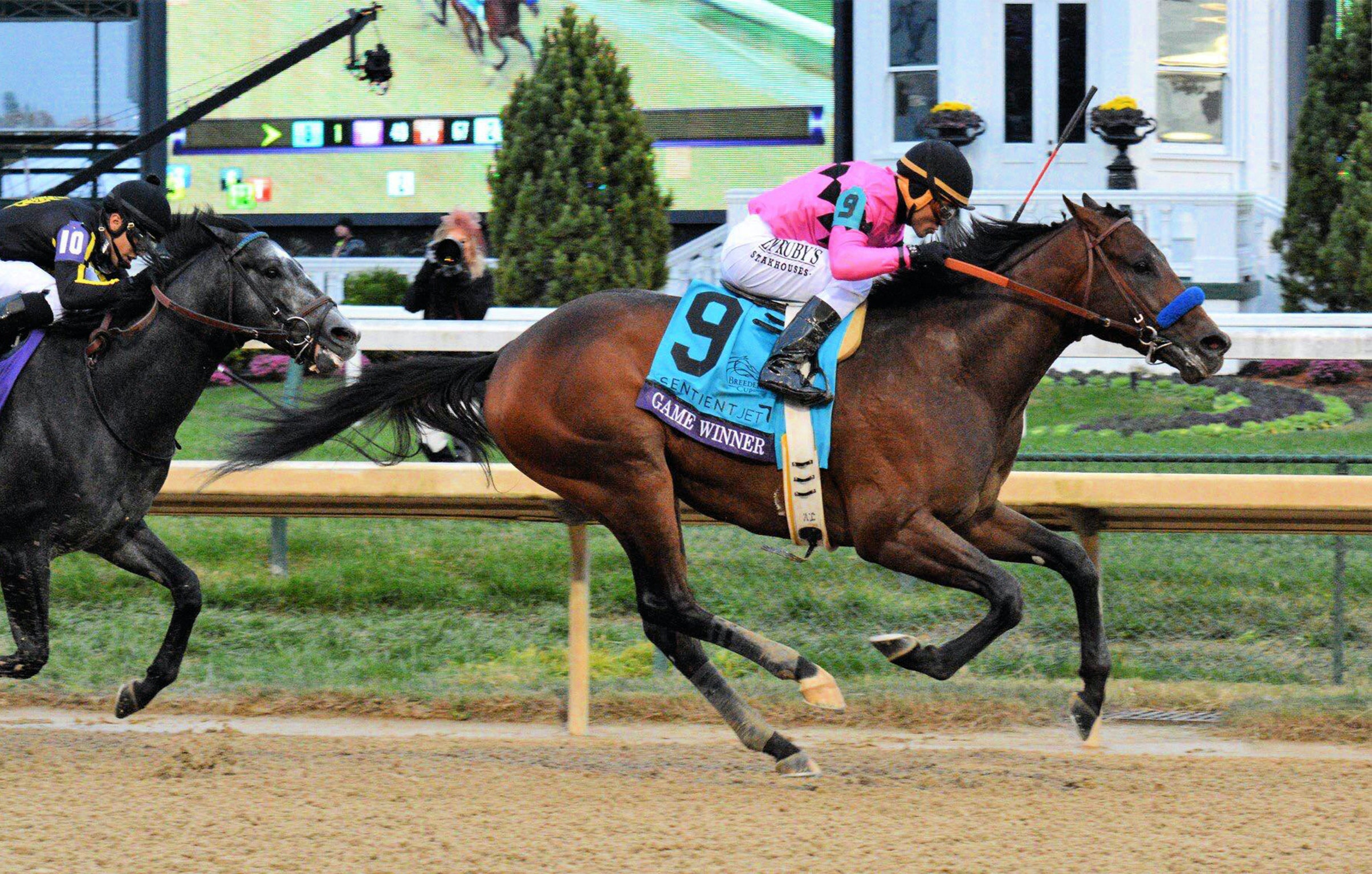 The secret Latin American history of the Kentucky Derby
