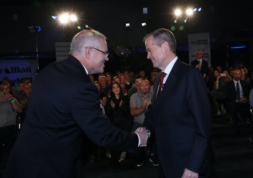 Morrison and Shorten get punchy in the second leaders' debate. Our experts respond.