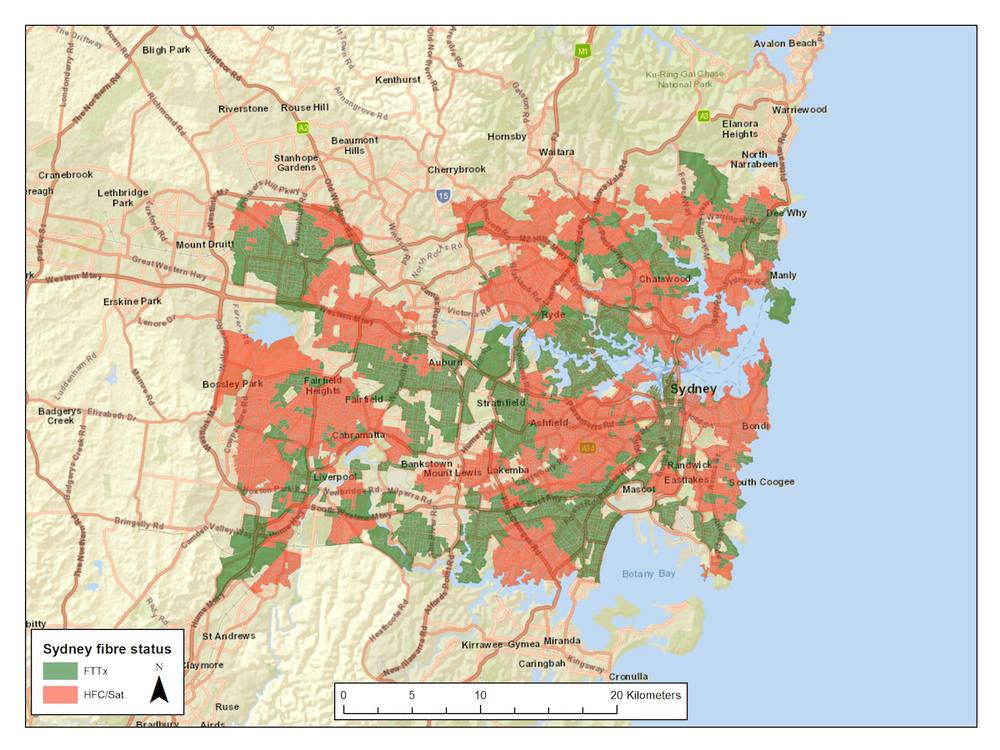 Around 50% of homes in Sydney, Melbourne and Brisbane have