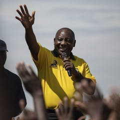 Image result for cyril ramaphosa
