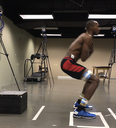 Stiff muscles are a counterintuitive superpower of NBA athletes