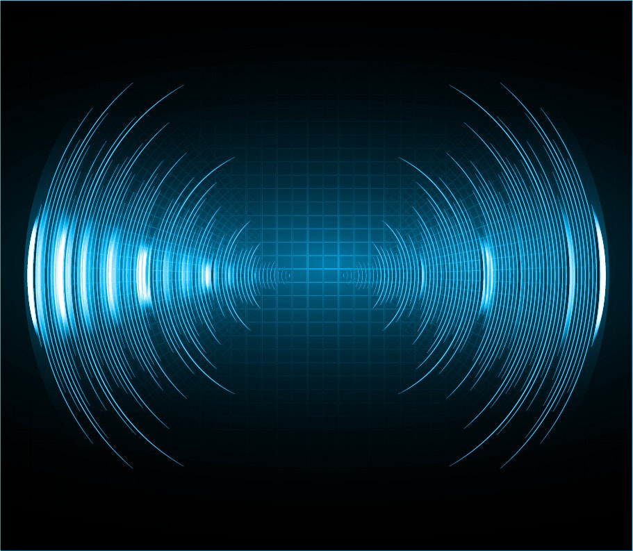A new type of laser uses sound waves to help to detect weak forces