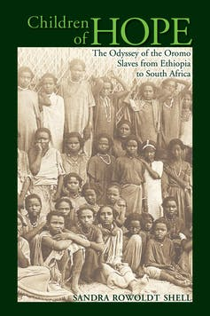 The story of Oromo slaves bound for Arabia who were brought