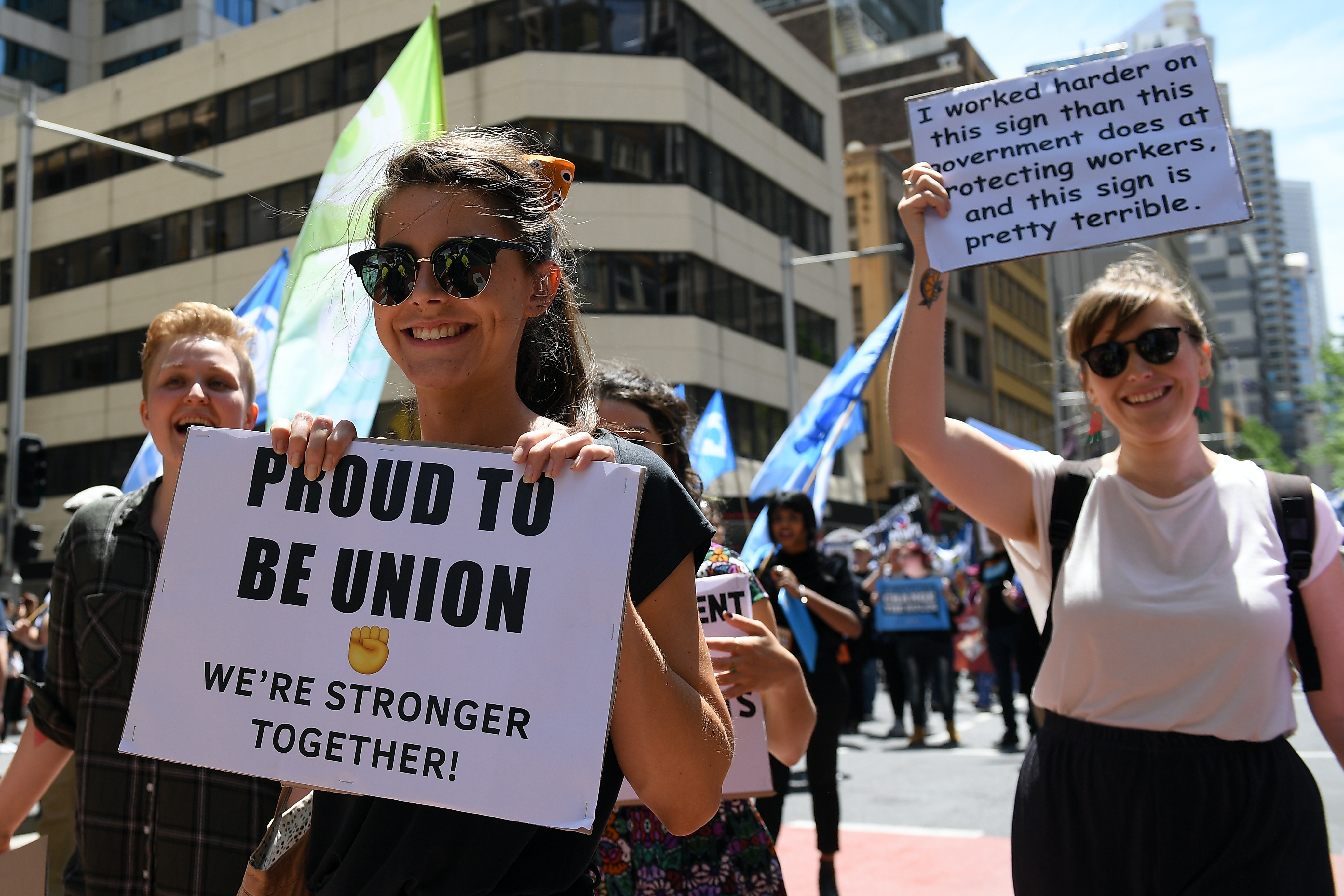 Unions do hurt profits, but not productivity, and they remain a bulwark against a widening wealth gap