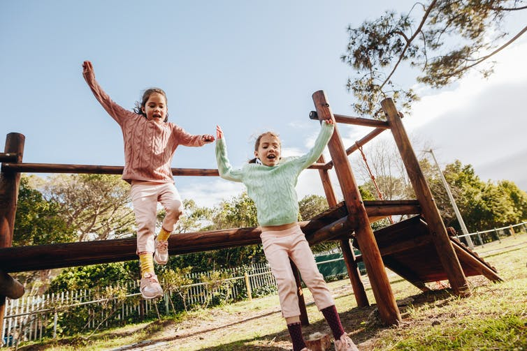 Why suburban parks offer an antidote to helicopter parenting
