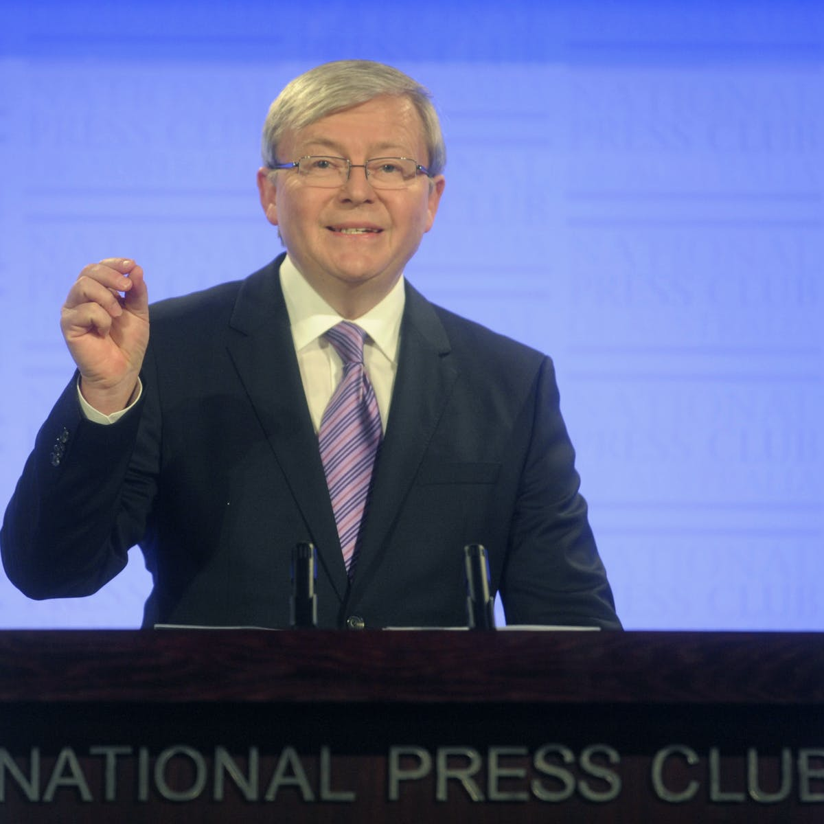 Rudd S Economic Blueprint Is A Timely Election Pitch To Business