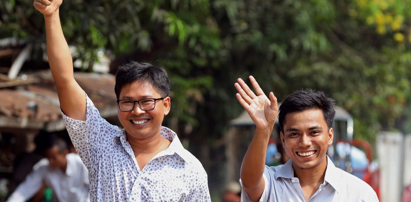 Journalist pardons are welcome, but press freedom in Myanmar will require real reform
