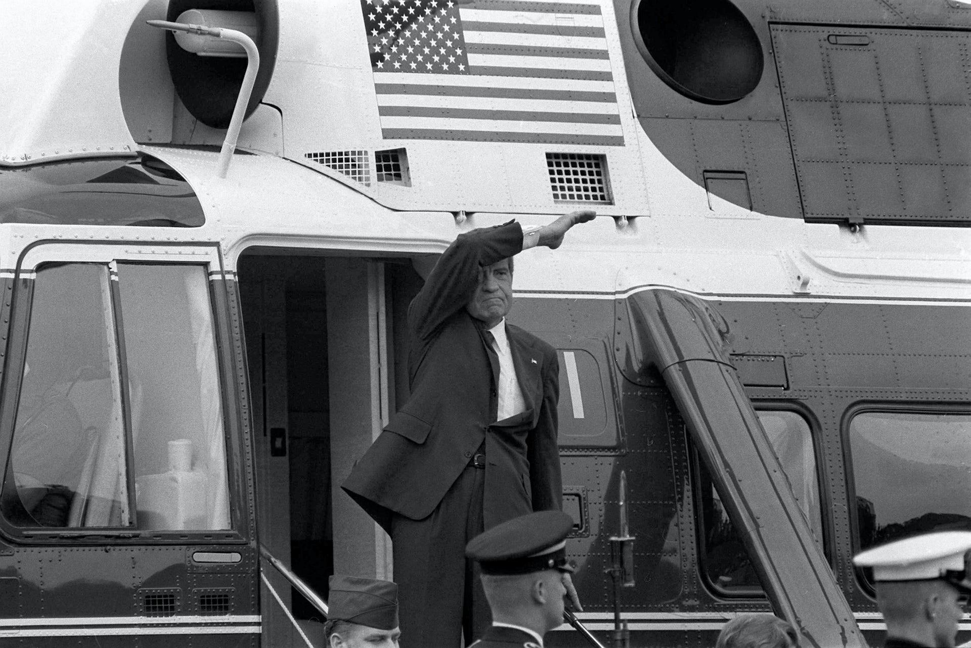 Will Trump's use of executive privilege help him avoid congressional oversight? It didn't help Richard Nixon