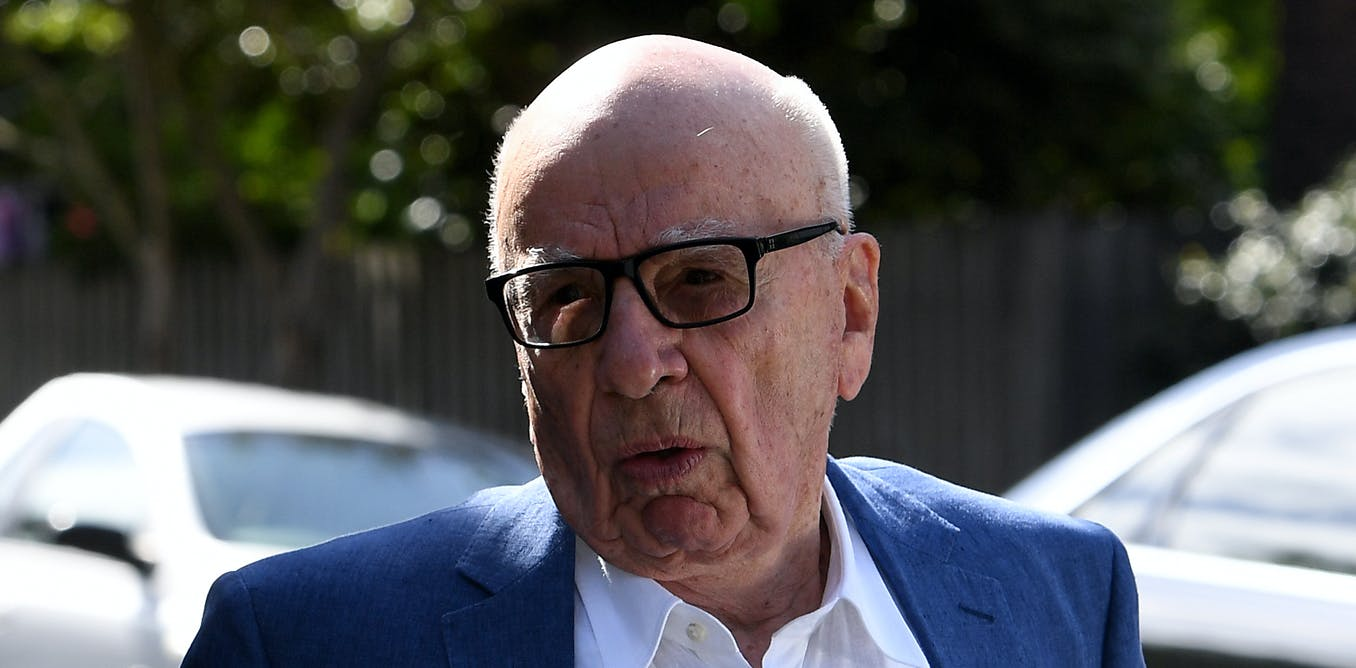 Mounting evidence the tide is turning on News Corp, and its owner