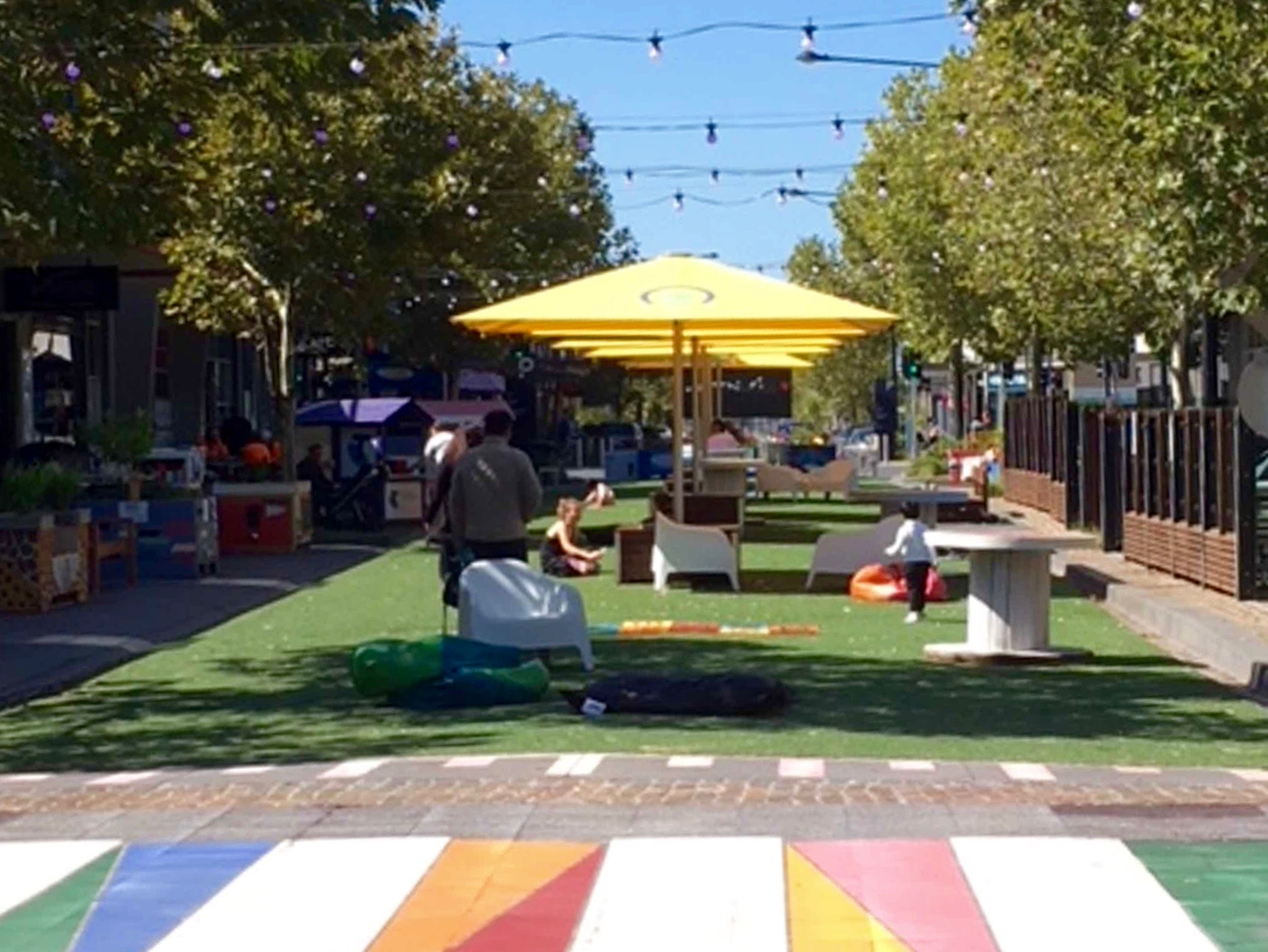 How to turn a housing development into a place where people feel they belong
