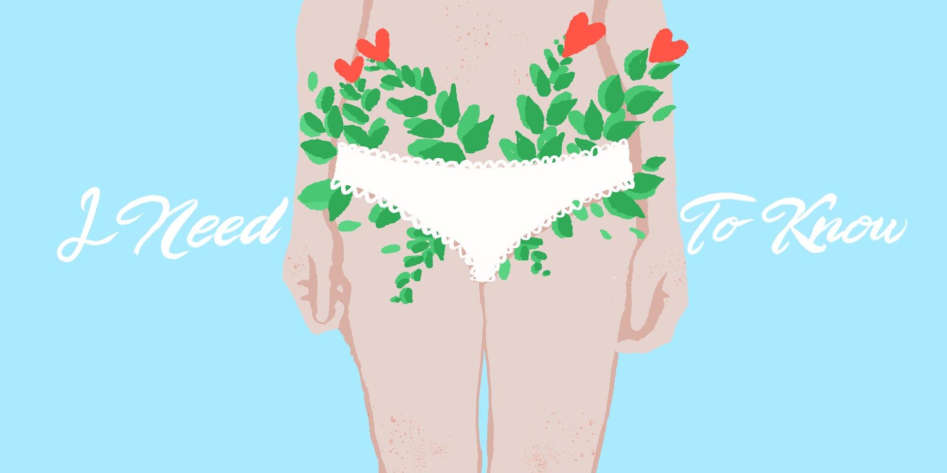 Apologise, but wax risks bikini think, that