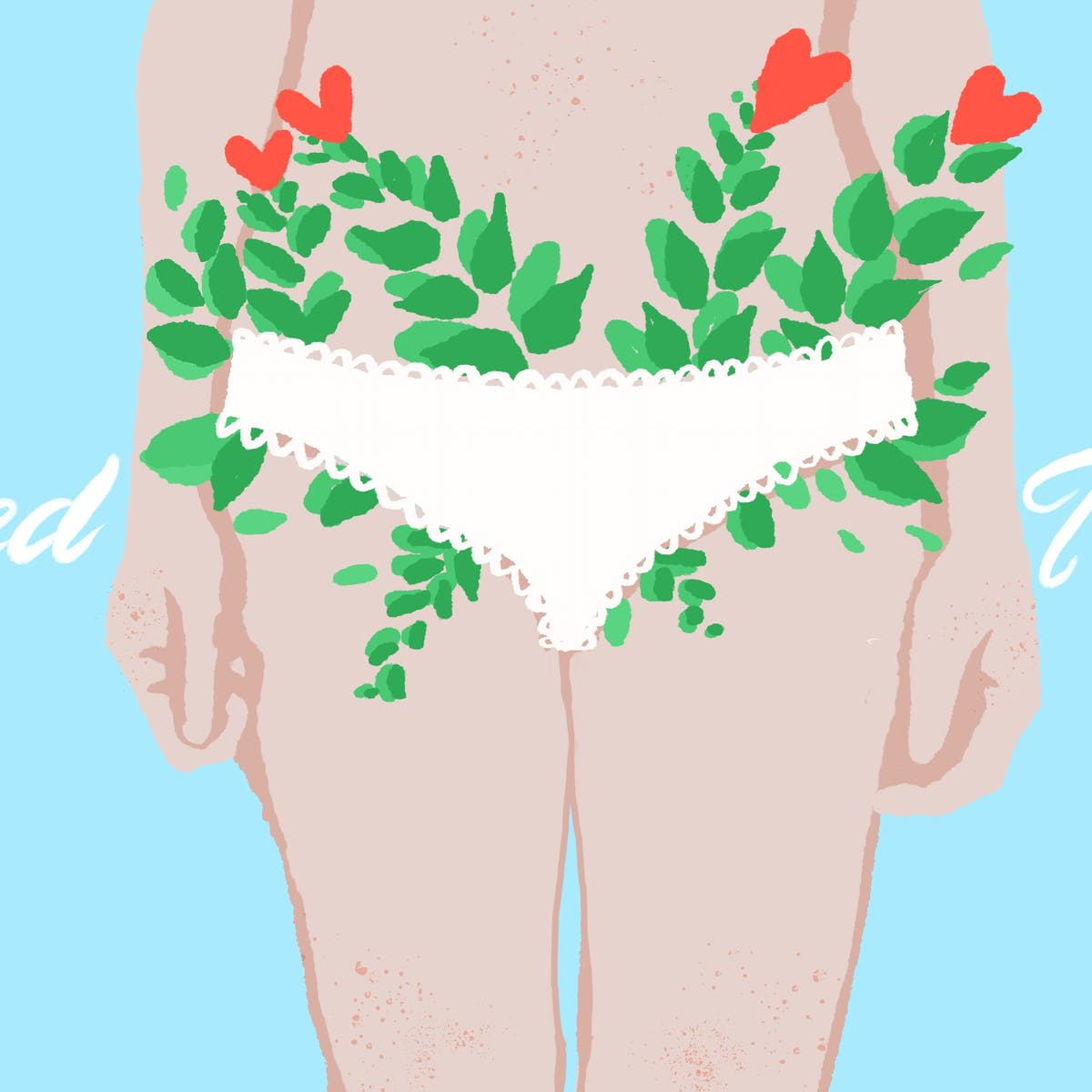 Do I need to shave my pubic hair before having sex?'
