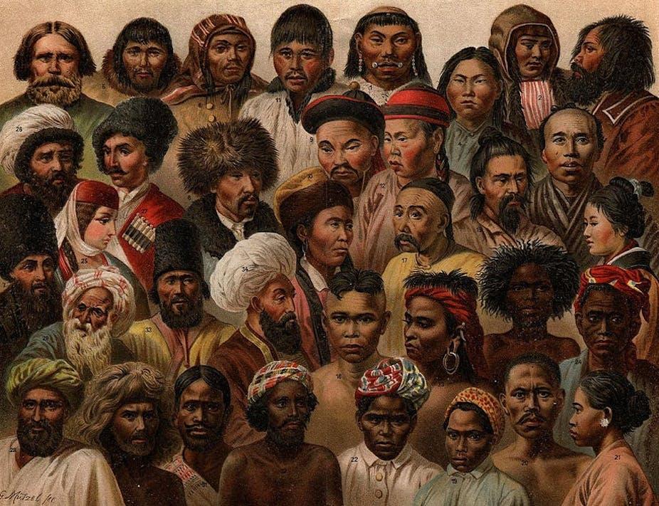 Klasifikasi Ras Manusia Kesalahan Terbesar Dalam Sejarah Sains