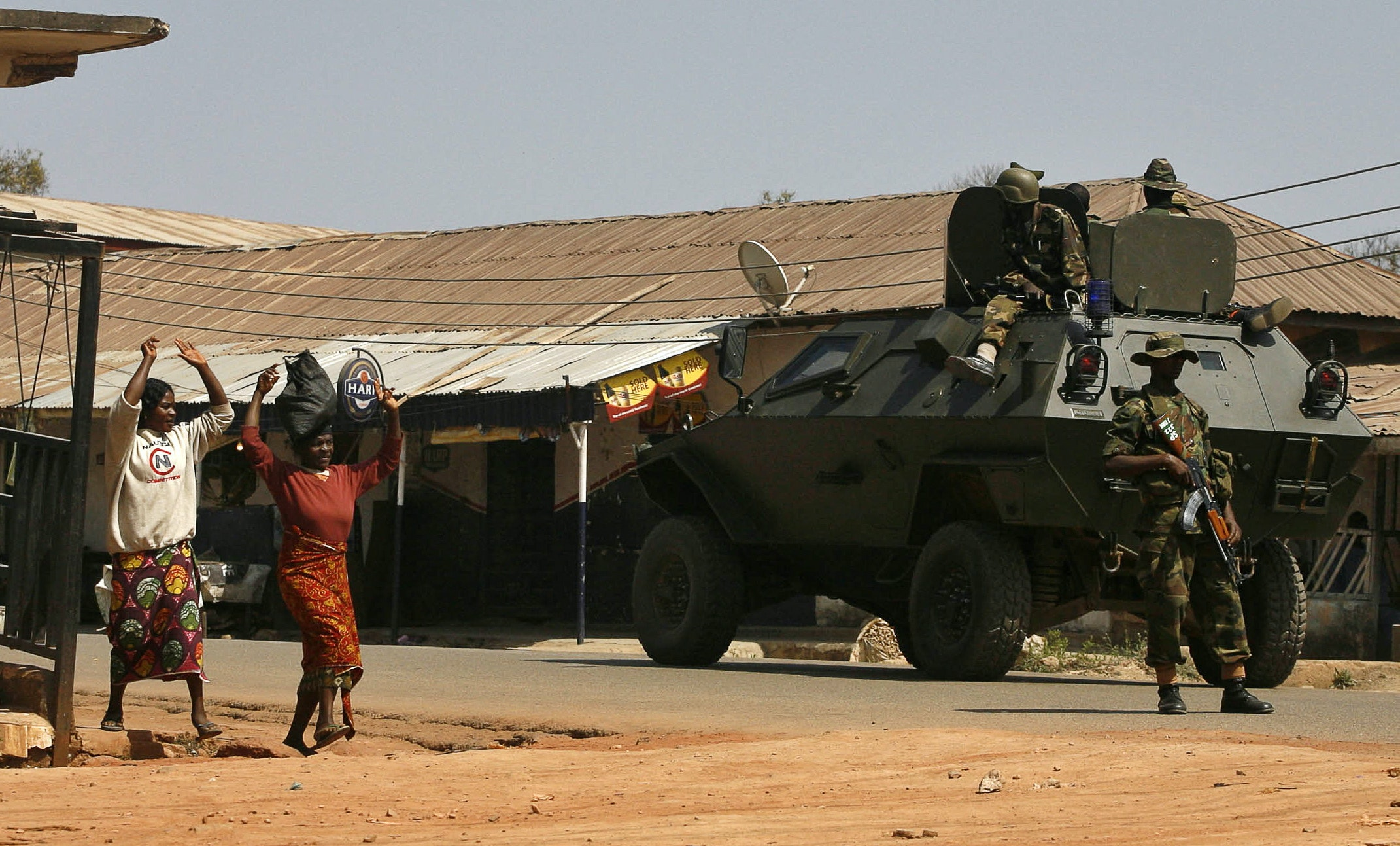 How using the military in Nigeria is causing, not solving problems