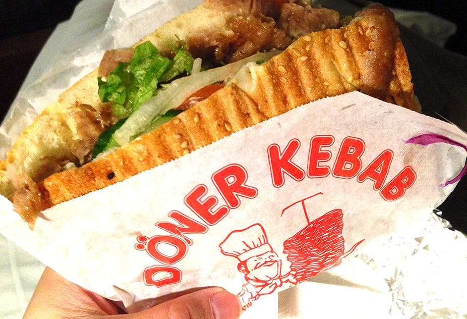 The doner kebab, an unlikely symbol of European identity