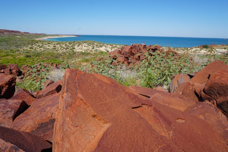 The Murujuga Mermaid: how rock art in WA sheds light on historic encounters of Australian exploration
