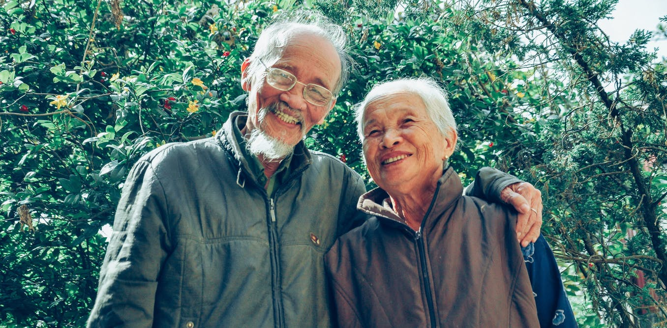 The reality of caring for someone with dementia – stressful but rewarding too