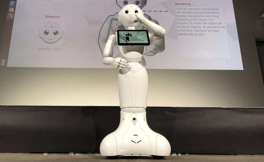 Así enseñamos a los robots a ser más humanos