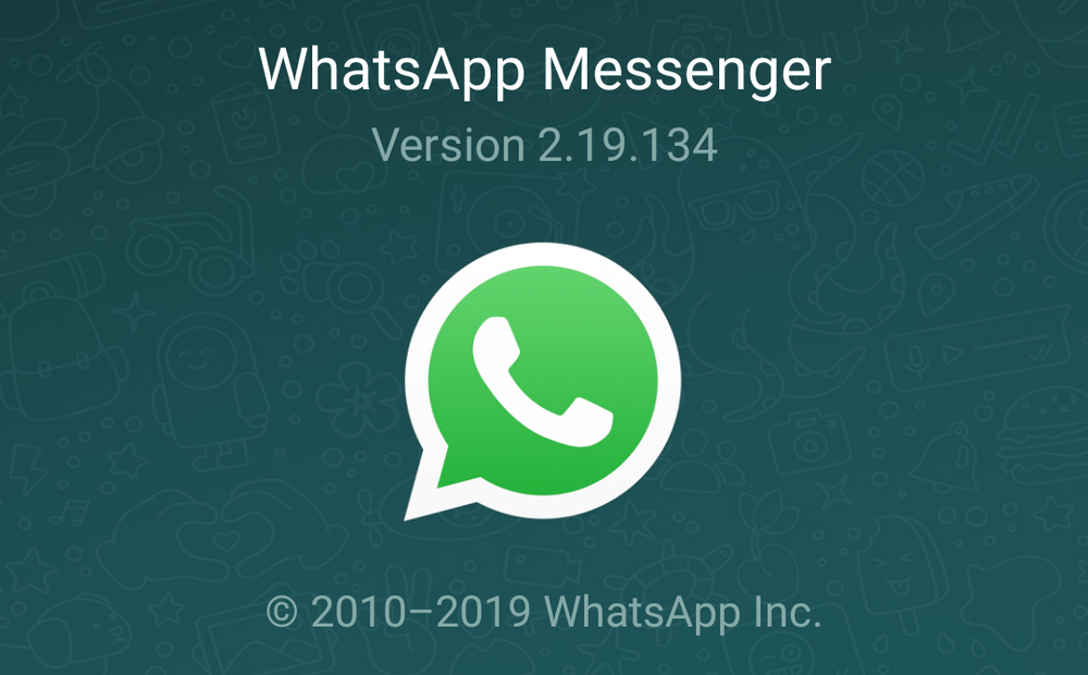 Make sure you WhatsApp app is up-to-date. WhatsApp Android app/Screenshot