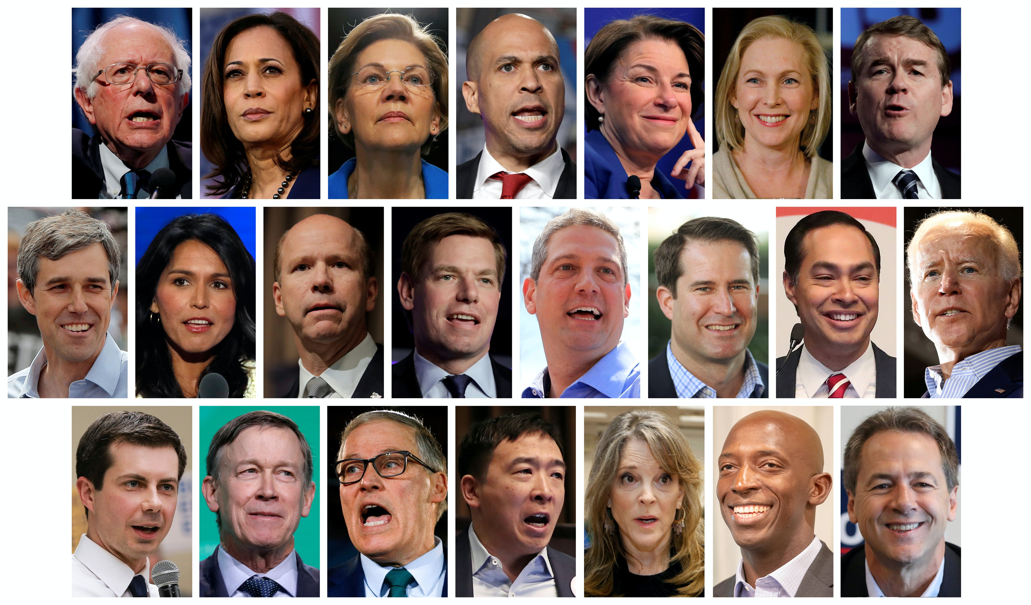Why are there so many candidates for president?