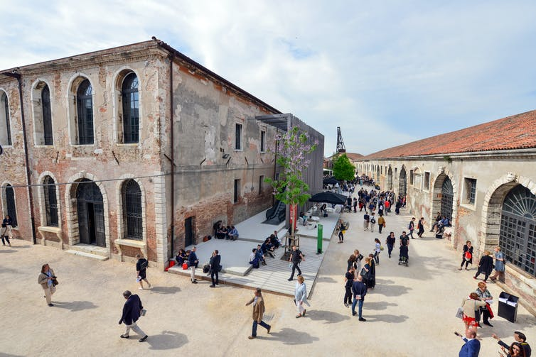 As we face pressing global issues, the pavilions of Venice Biennale are a 21st century anomaly