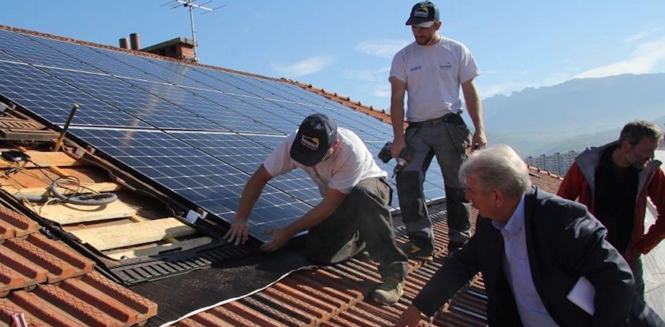 Communautés énergétiques : quand les citoyens bousculent le marché de l'électricité