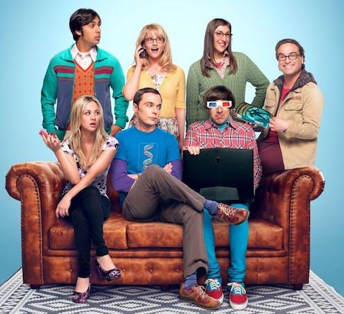 Bang theory big