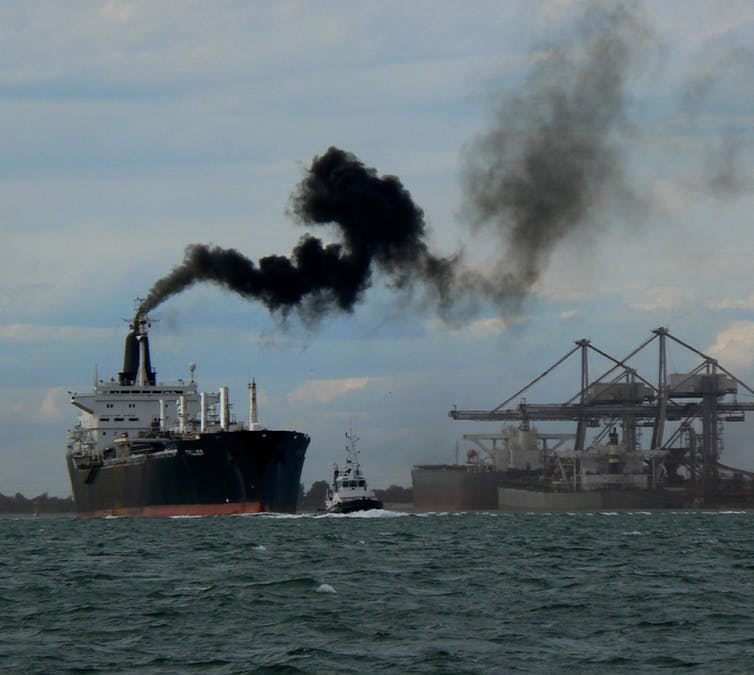Why decarbonizing marine transportation might not be smooth