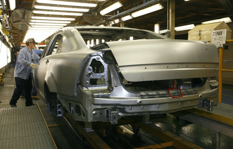 Manufacturing Threatened By Rudd S Changes To Car Tax Deductions
